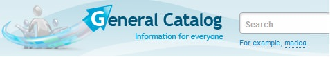general-catalog