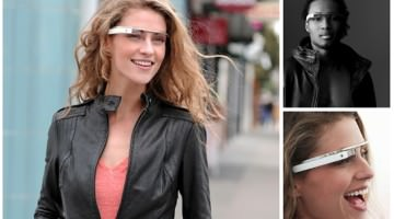 Google's High-Tech 'Google Glass' Headset Will Turns Heads