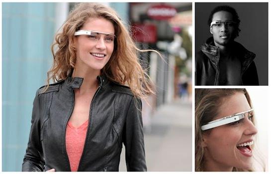 google high tech glass
