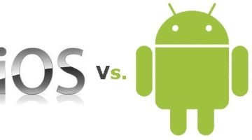 The Long Battle: iOS Vs Android