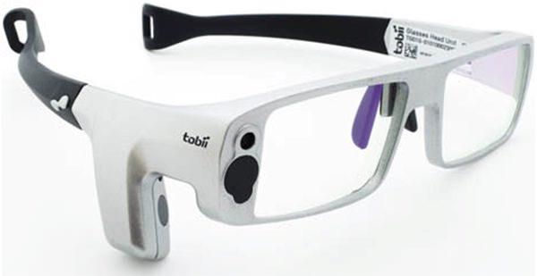 Eye Tracking Glasses