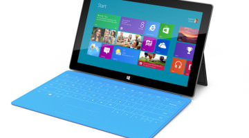 Surface Vs iPad- Microsoft Equips the Surface with Some Advantages