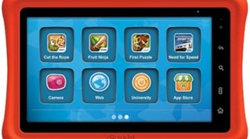 Top 5 Tablets for Kids