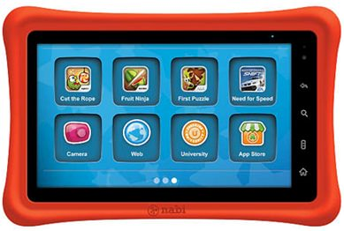Nabi kids Tablet with Android
