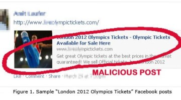 Threats Surrounding London Olympics 2012
