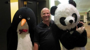 The Google Zoo: Penguin and Panda; What's The Difference?