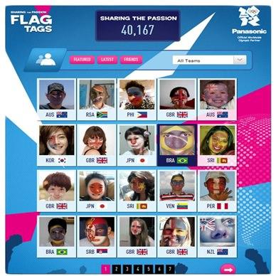 show flag tags