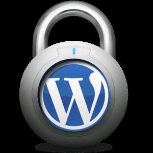 wordpress security lock