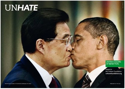 UNHATE Campaign by United Colors