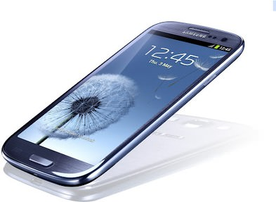 Samsung I9300 Galaxy S III Samsung Caught up iPhone as the Best Selling Smartphone