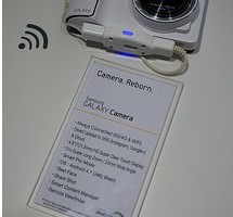 Samsung Galaxy Camera and Its 4G Wireless Feature