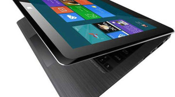 New Taichi Dual Screen Windows 8 Convertible