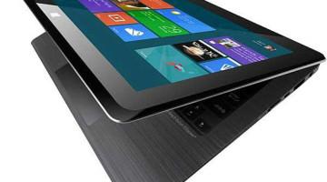 New Taichi Dual Screen Windows 8 Convertible