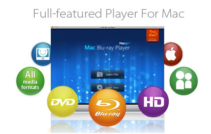 full featured player for mac