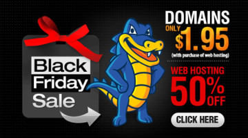 HostGator 50% OFF on Shared, VPS and Dedicated Hosting Plans- 1 Day Offer
