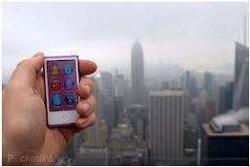 Enjoy the 7th Generation of iPod Nano!
