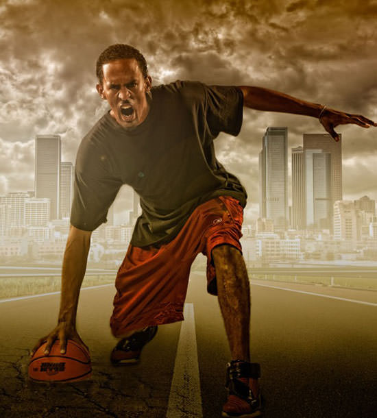 Athletic Advertisement 10 Unique Photo Editing Effects PhotoShop Tutorials