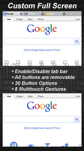 Atomic Mobile Browser 5 Best Alternatives Browsers for iPhone