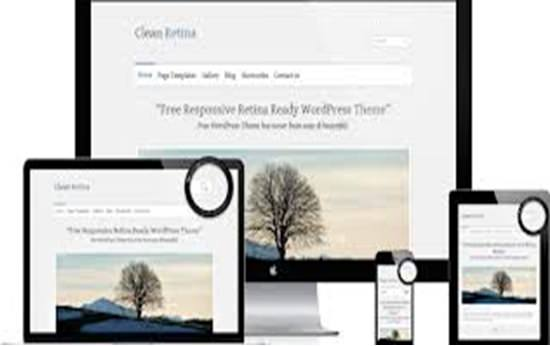 CleanRetina WP Theme