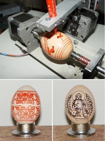 Egg Printer