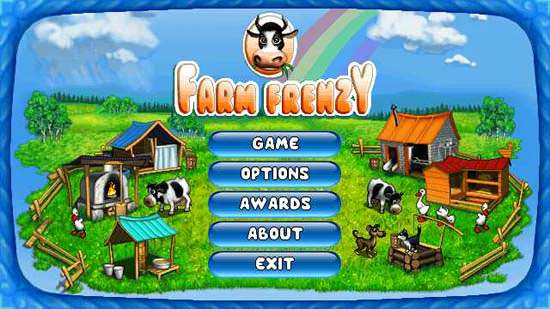 Farm Frenzy 5 Free Games for Nokia Asha Mobiles
