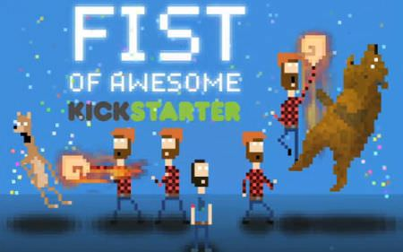 Fist of awesome game