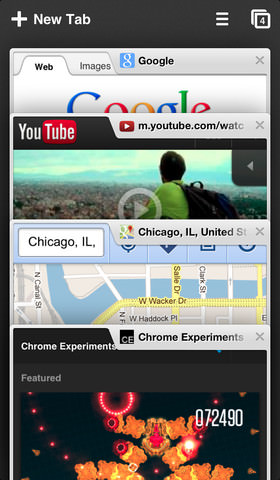 Google Chrome for iPhone 5 Best Alternatives Browsers for iPhone