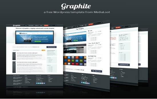 Graphite WP Theme