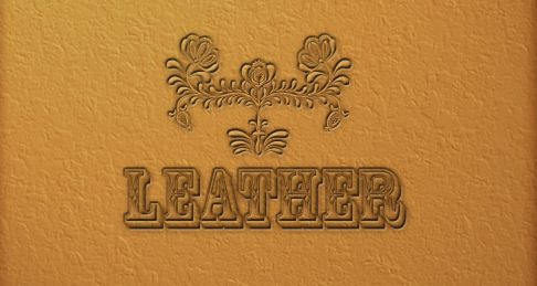 Leather Texture Tutorial