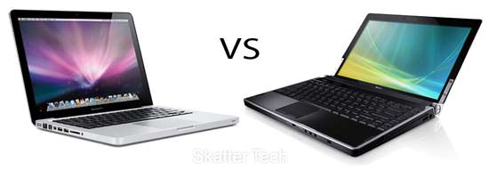MacBook Pro vs Dell XPS 12