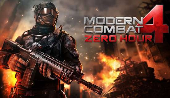 Modern Combat 4-Zero Hour