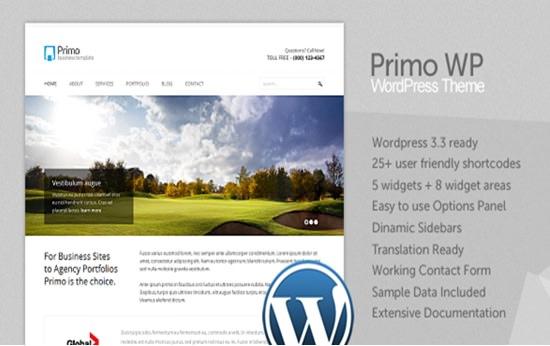 30 Best Free Minimal WordPress Themes of 2012 -