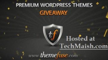 [Giveaway #1] 3 ThemeFuse Premium WordPress Themes