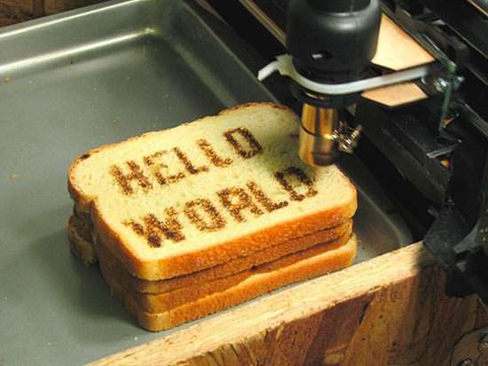Toast Design Printer