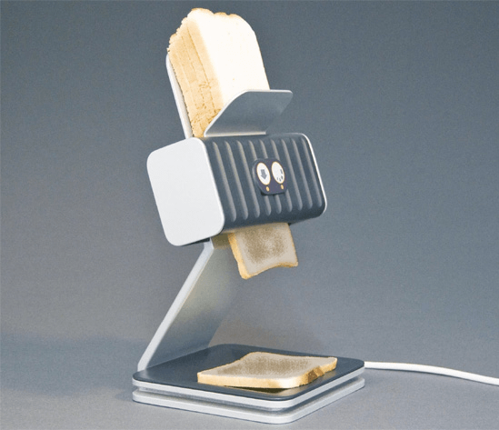 Toast Printer 7 Strange And Unconventional Printers That You Didn't Know Existed