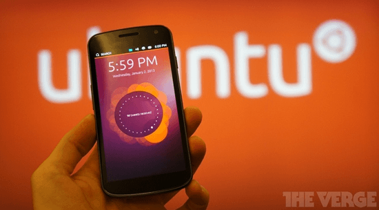 Ubuntu for Android Devices