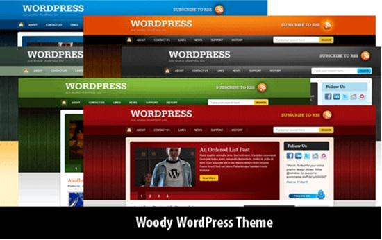 Woody WP Theme