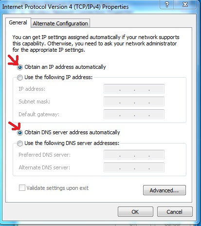 ipv4 setting How to Fix Google Redirect Virus? [Permanent Removal Solution]
