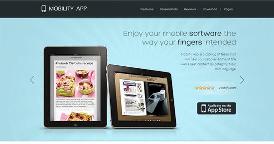 mobilityapp theme [Giveaway #1] 3 ThemeFuse Premium WordPress Themes