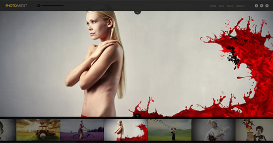 photoartist theme