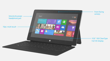 Microsoft Surface with Windows 8 Pro – In Depth Review
