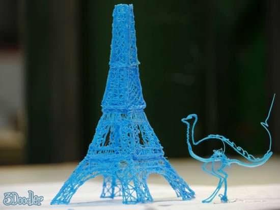 3D Pin Printer