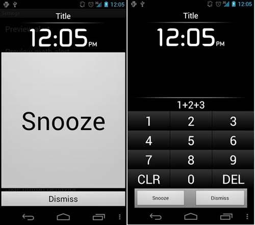 Alarm Klock App