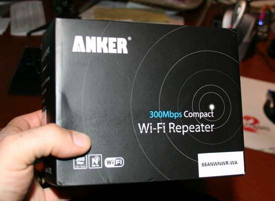 Anker Wi-Fi Repeater