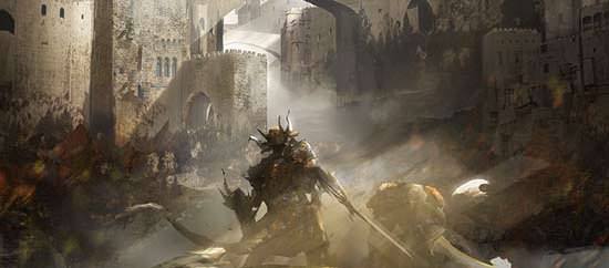 Dramatic War Scene 10 New and Free Photoshop Tutorials for February 2013
