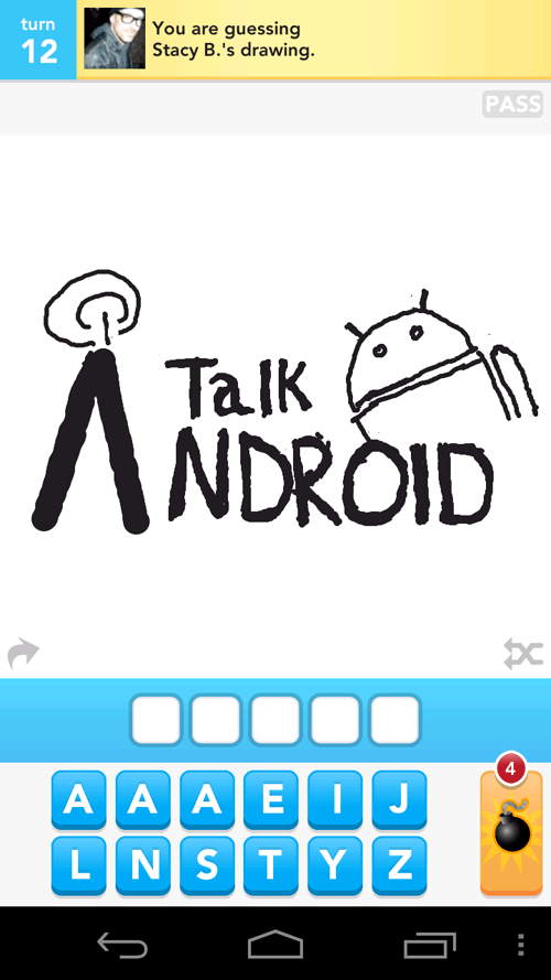 Draw Something for tablets