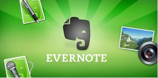 Evernote Android App Top 10 Android Apps for College Students in 2013