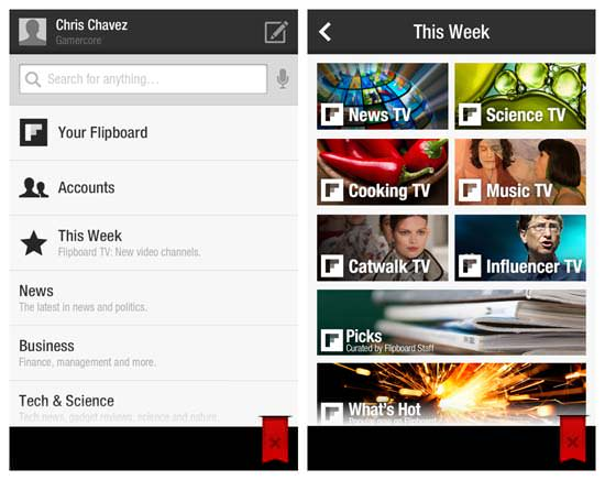 Flipboard 5 Niche Apps to Assist Your PR Job