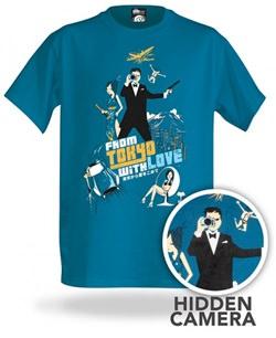 Hidden Camera T-Shirt