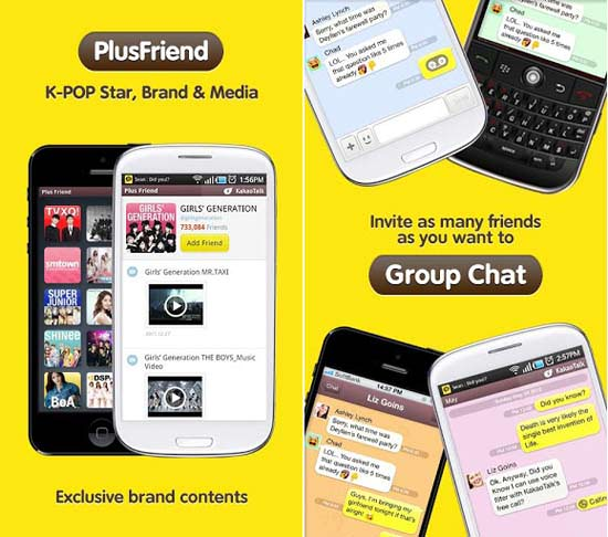 Kakao for Android